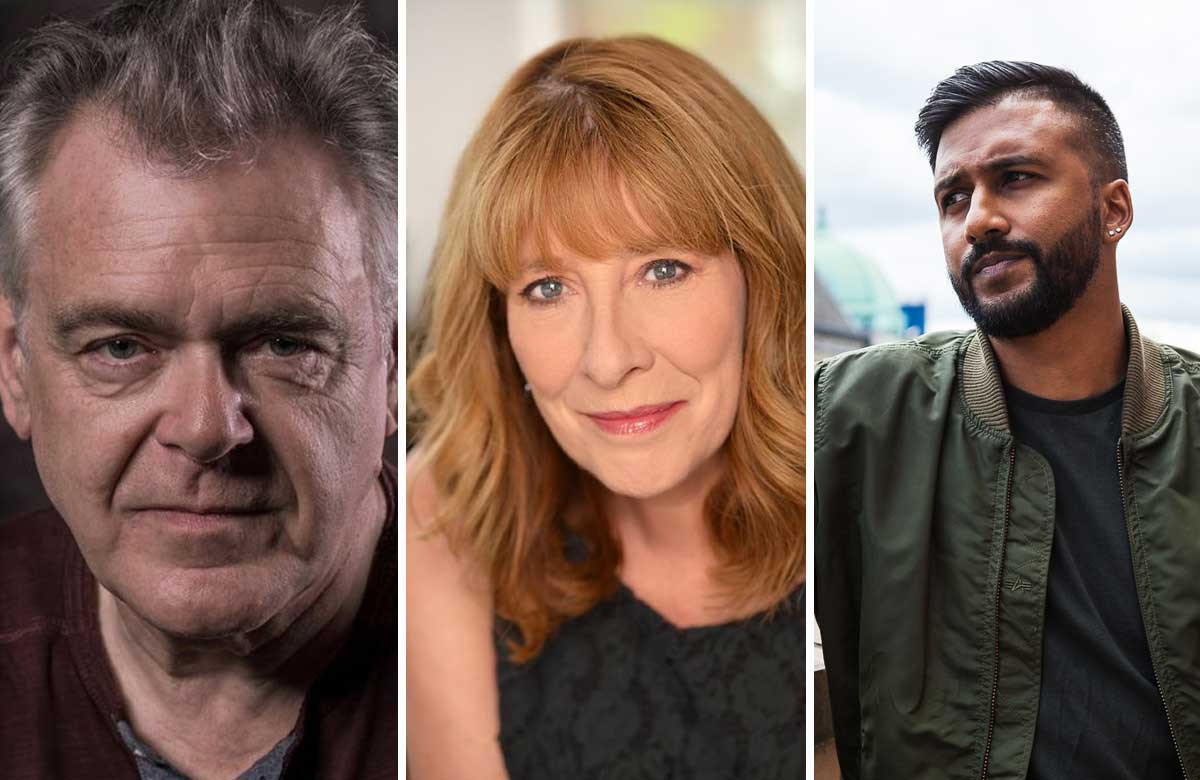 Kevin McNally and Phyllis Logan among judges for new writing festival