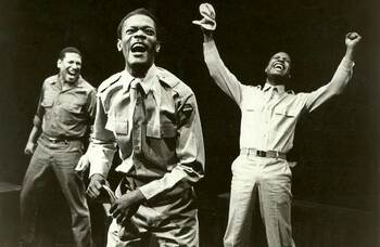 Theatre has often silenced Black voices – there is much to make up for