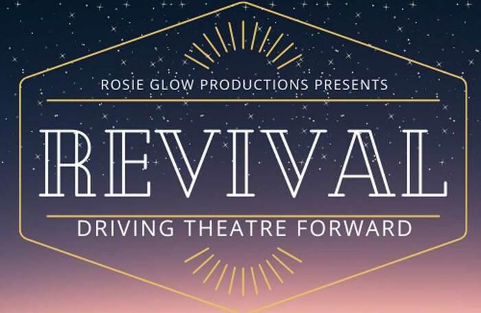 Scottish variety show Revival poster