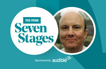 Seven Stages Podcast: Episode 7, Paul Chahidi
