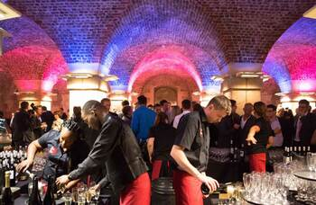 The Crypt St Martin-in-the-Fields: the premium events venue, with profits to charity