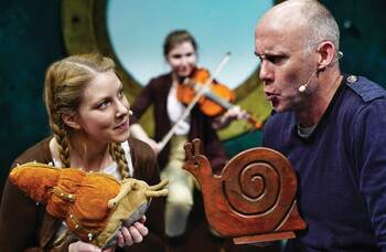 'Children's theatre doesn't have a voice in the wider sector'