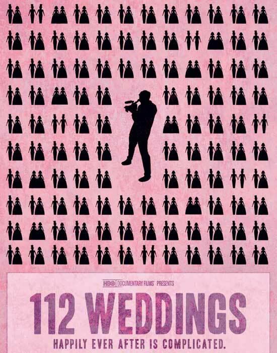 The documentary 112 Weddings by Doug Block