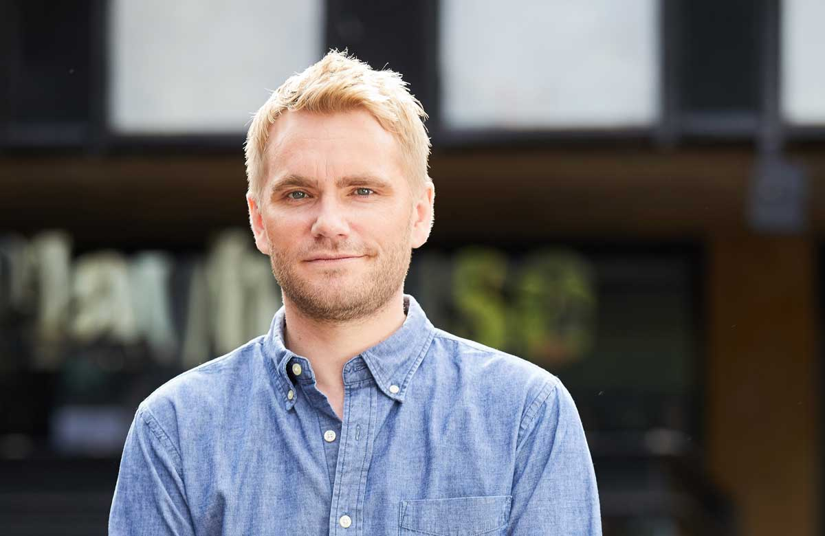 Nottingham Playhouse artistic director Adam Penford. Photo: Creative by Wren