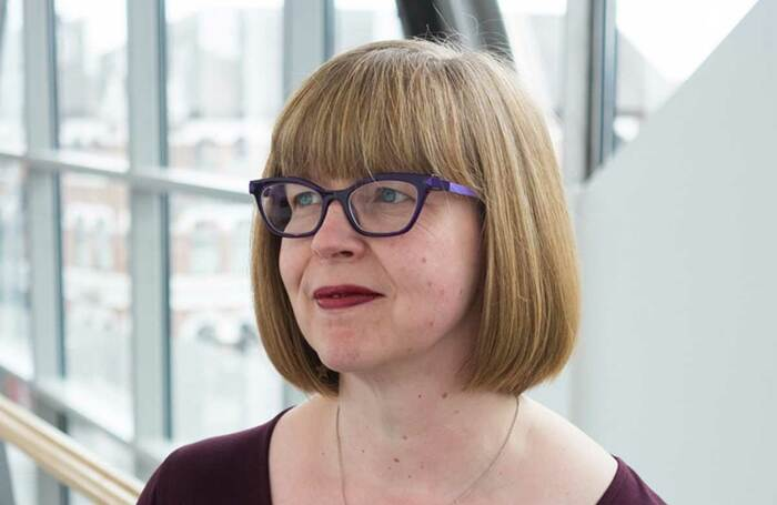 Annabel Turpin, artistic director and chief executive of ARC in Stockton