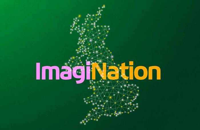 ImagiNation – an online theatre event created by Theatre Centre in collaboration with Theatre503