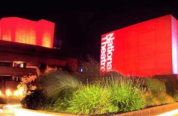Coronavirus: Theatres lit up in emergency red to warn of threat to events industry