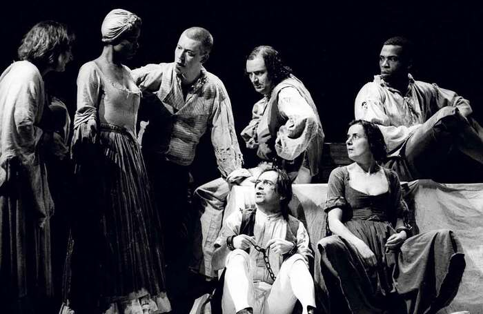 Our Country's Good at London's Royal Court in 1988. Photo: Tristram Kenton