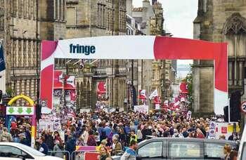 Edinburgh Festival Fringe announces digital programme for 2020