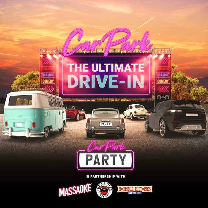 Poster for Car Park Party