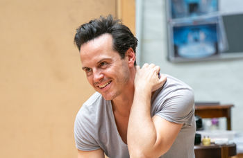 Andrew Scott to star in second live-streamed show from Old Vic
