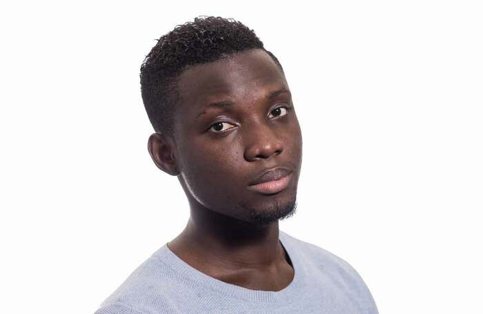 Emmanuel Kojo. Photo: Philip Hartley