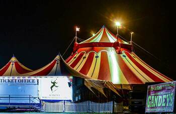 Circuses allowed to reopen subject to regulations