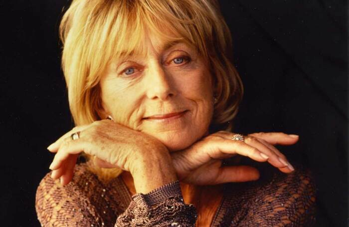 Gillian Lynne. Photo: Greg Gorman