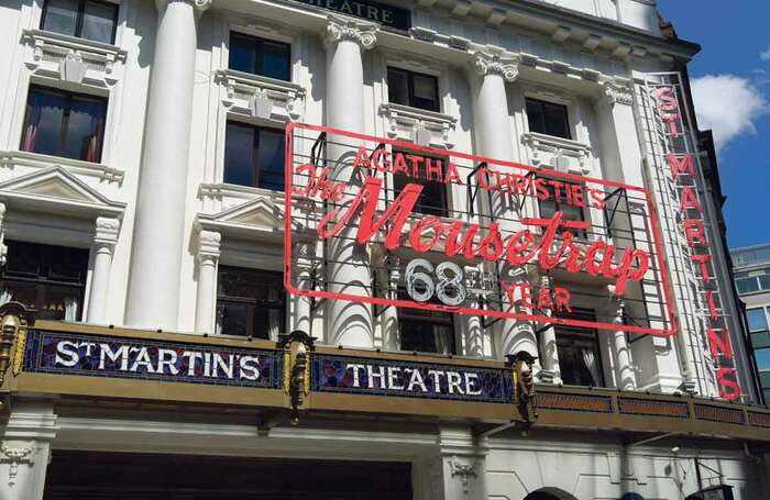 One of our panellists suggests that the announcement of shows such as The Mousetrap reopening means theatre is heading towards a more risk-averse climate. Photo: Shutterstock