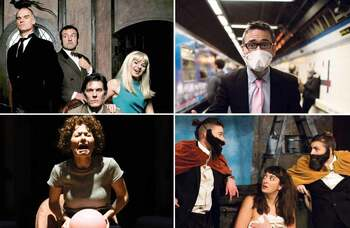 The 50 best stage shows to stream right now: fringe
