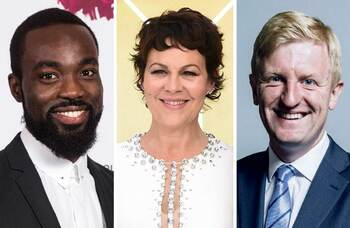 Quotes of the week, July 15: Paapa Essiedu, Helen McCrory, Oliver Dowden and more