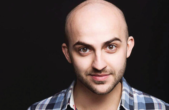 Actor and interpreter Alim Jayda