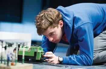 National Theatre seeks neurodivergent actors for Curious Incident tour