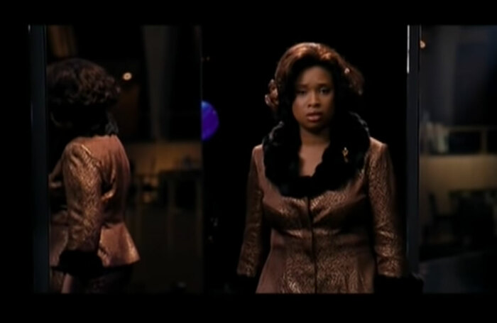 Jennifer Hudson singing And I Am Telling You I'm Not Going in Dreamgirls. Photo: YouTube