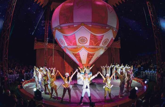 Gandeys Circus' 2020 show