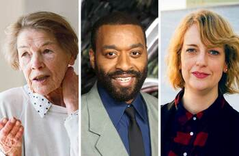 Quotes of the week, July 29: Glenda Jackson, Chiwetel Ejiofor, Annilese Miskimmon and more