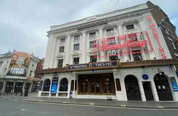 The Mousetrap delays West End reopening