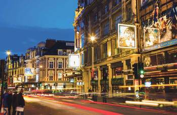 The West End is inching back to life – but it still needs government support
