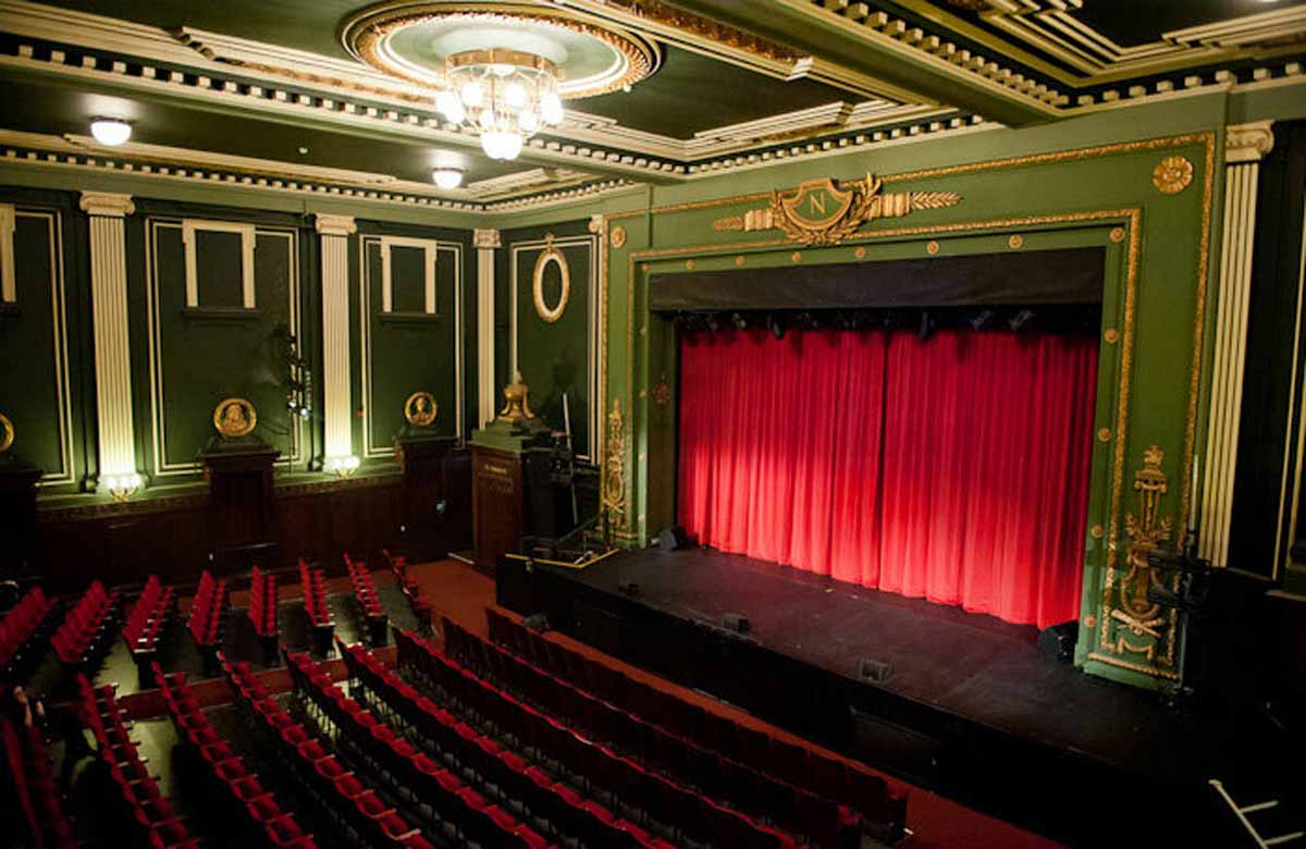 Liverpool's Epstein Theatre to close with 14 job losses