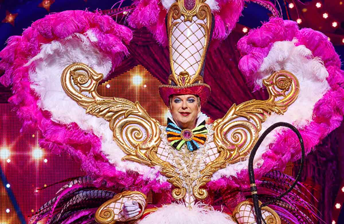 UK theatre faces £90 million losses as panto season is axed