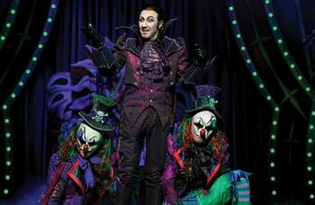 Losing pantomime leaves theatres in dire straits