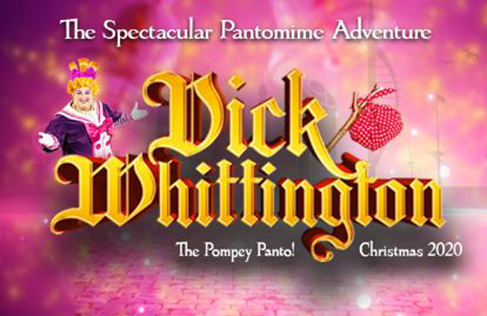 Portsmouth Kings Theatre pushes ahead with socially distanced pantomime