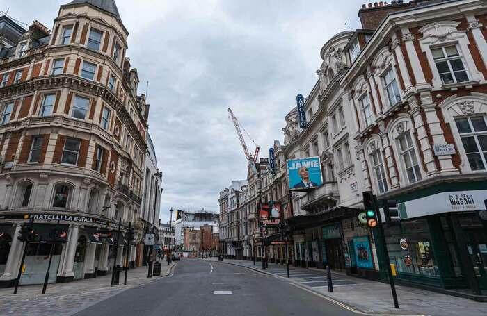 Nimax to reopen six West End theatres to save jobs