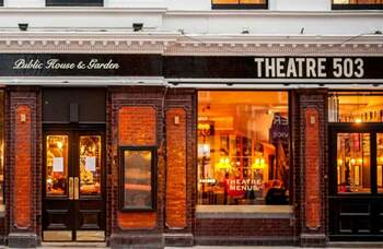 Concord Theatricals to sponsor Theatre503 playwriting award