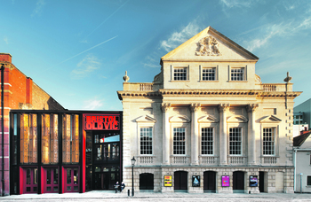 The Culture Recovery Fund will help keep theatres' lights on and protect jobs