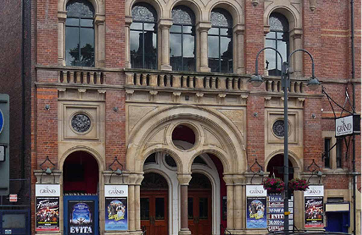 Leeds Grand Theatre operator rebrands to amplify role amid Covid survival plan