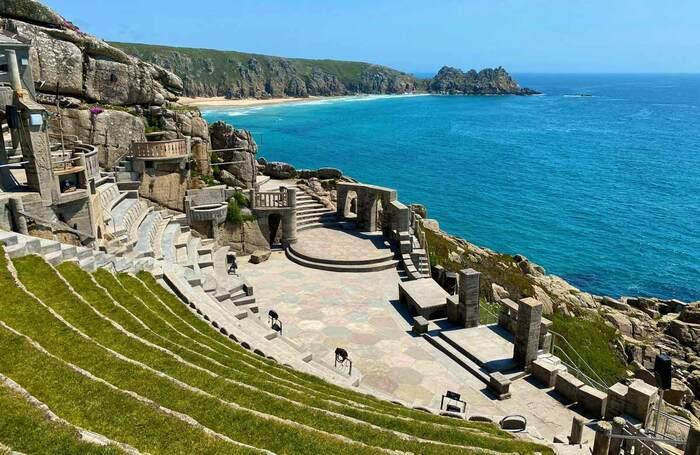Minack Theatre, Cornwall. Photo: Lynn Batten