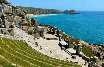 Back from the brink – how the Minack is hosting shows from all over
