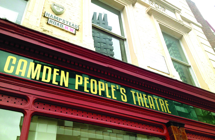 Camden People's Theatre announces £70,000 of commissions