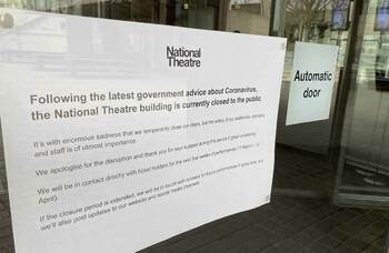 Theatres have reopened? No they haven't – this is barely a step forward