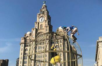 Liverpool: 'Culture is not just nice to have. It really matters to our economy'