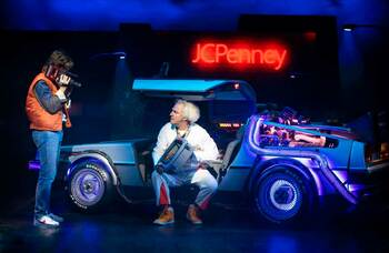 Back to the Future musical confirms 2021 West End dates