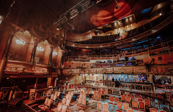 Clapham Grand to restart live shows and reopen top tier balcony after 15 years