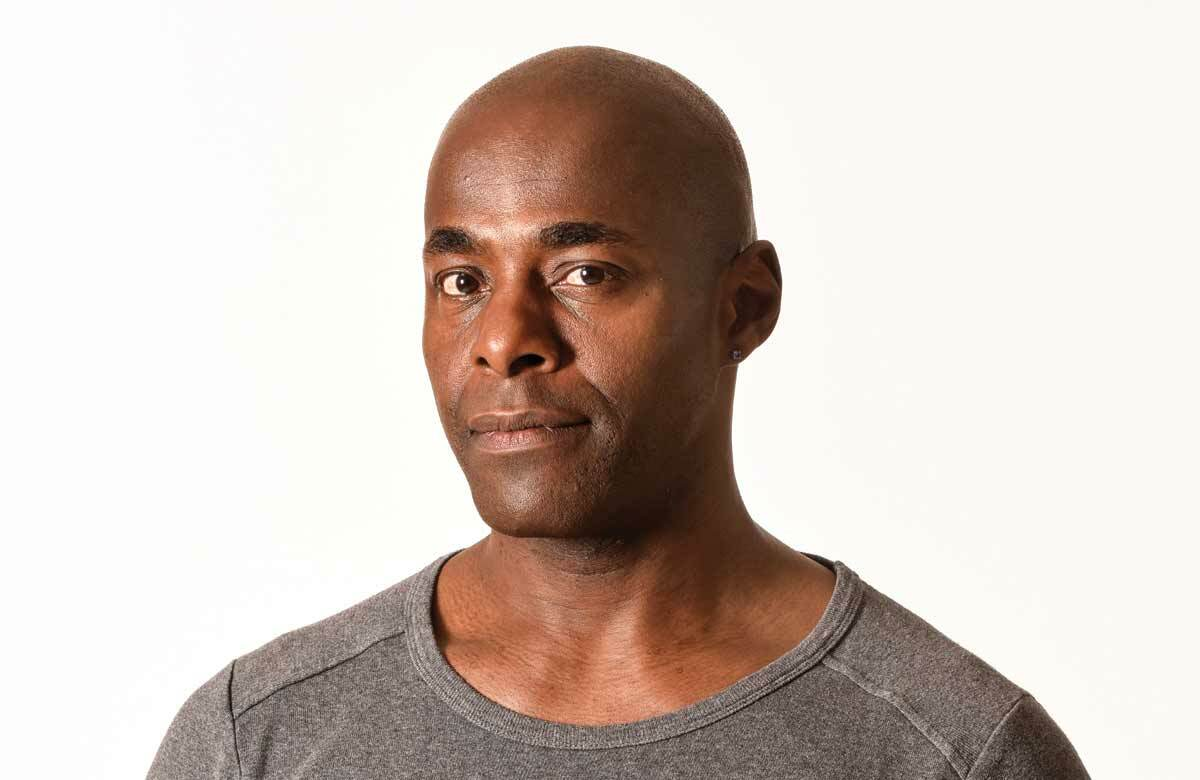 Paterson Joseph. Photo: Robert Day