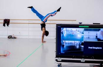Rambert to premiere dance work on new digital platform