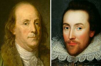 How Shakespeare helped ratify  the US Constitution