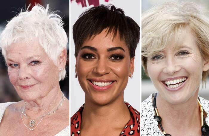 Judi Dench, Cush Jumbo and Emma Thompson are among the performers taking part in an online charity concert. Photo: Shutterstock/Alex Brenner