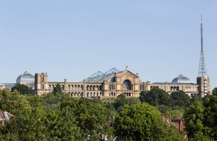 Alexandra Palace to reopen for indoor live performance