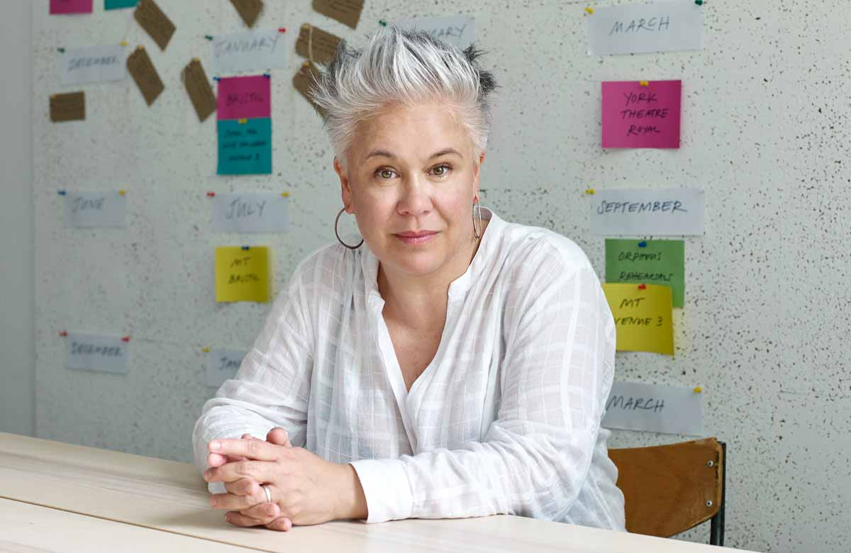 Culture in lockdown: Emma Rice – 'Running has been the only thing that has cleared my mind'