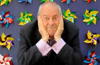 Gyles Brandreth: 'Theatres need to open before my audience shuffles off their mortal coil'
